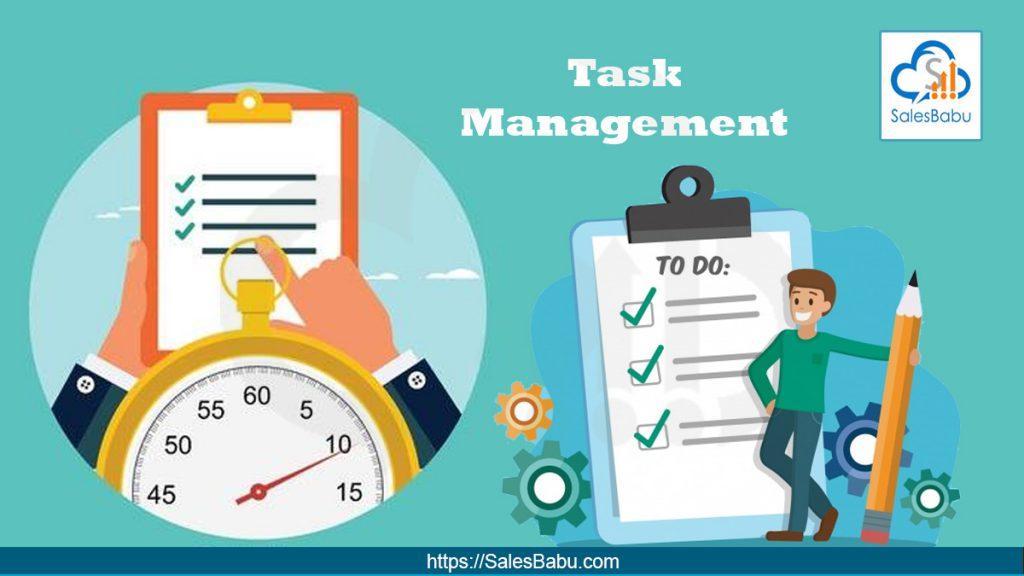 Task Management : SalesBabu.com