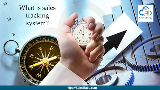 What is sales tracking system : SalesBabu.com
