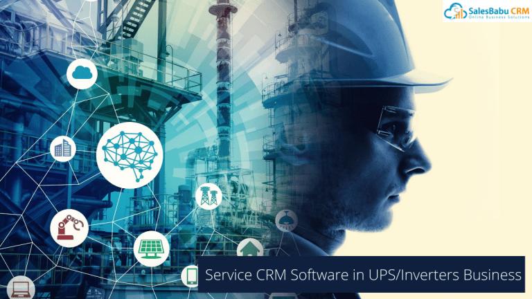 Online AMC Management Software for UPS/Inverters Business