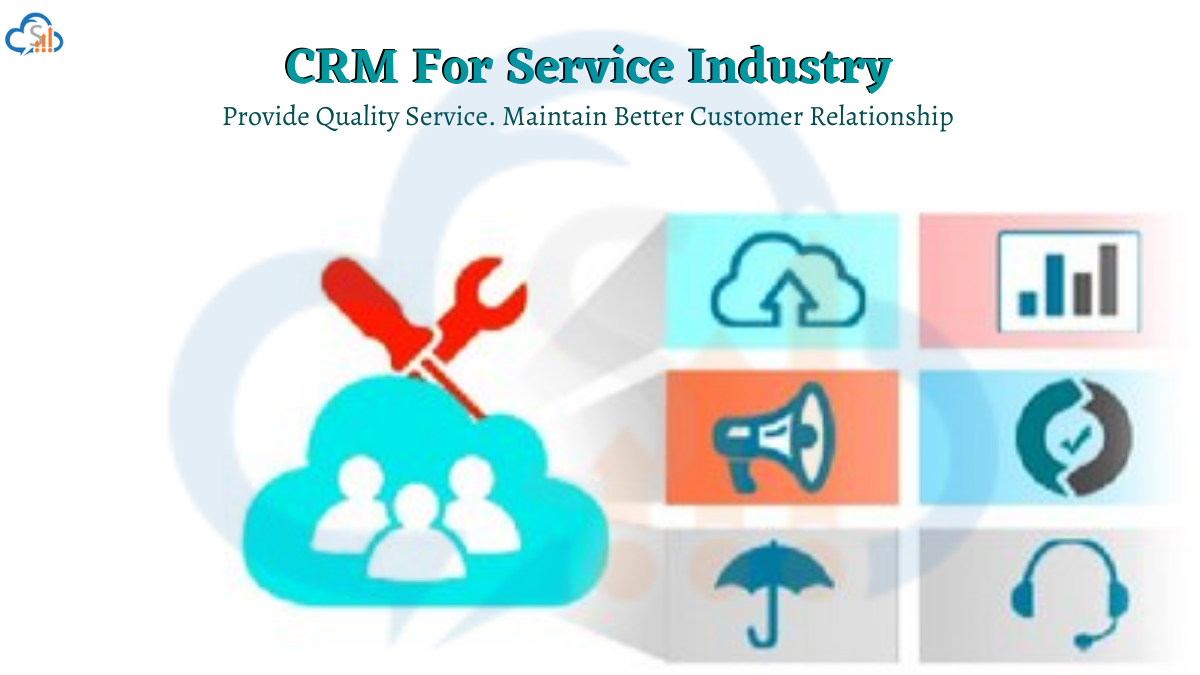 CRM Software For Service Industry
