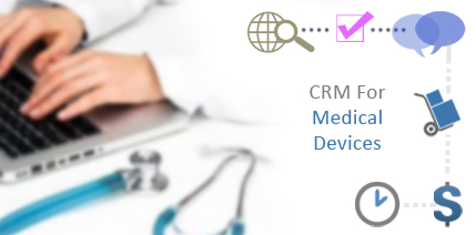 CRM for Medical Device SalesBabu