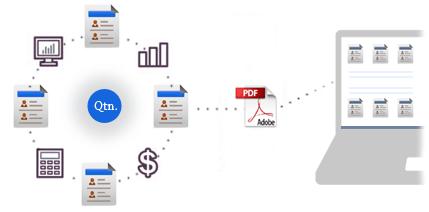 Quotation Management Software - SalesBabu CRM