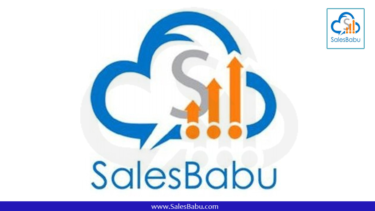 What Is SalesBabu CRM Software? : SalesBabu.com