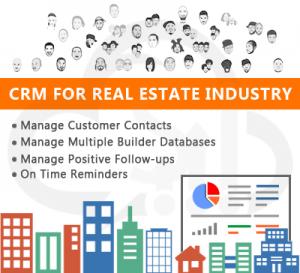 Online CRM Software For Real Estate Industry | SalesBabu CRM