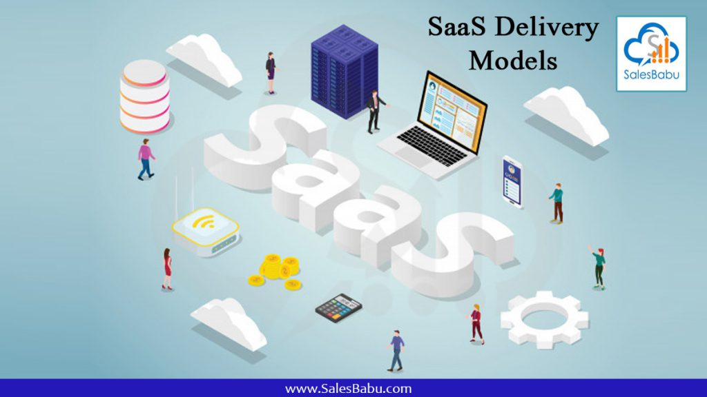 SaaS Delivery Models : SalesBabu.com