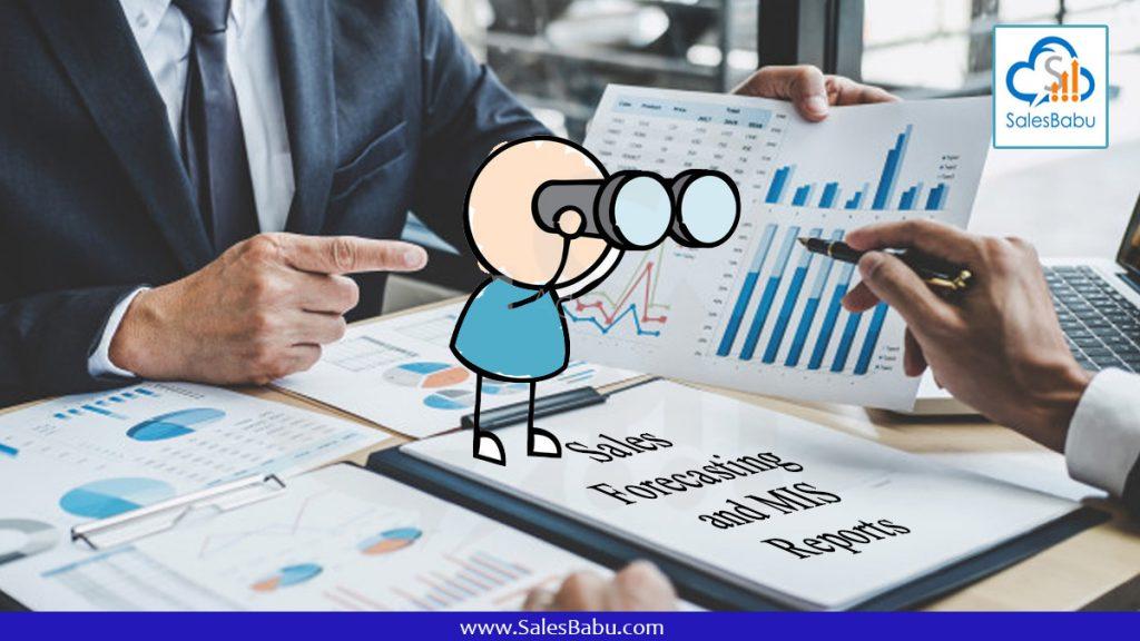 Sales Forecasting and MIS Reports : SalesBabu.com