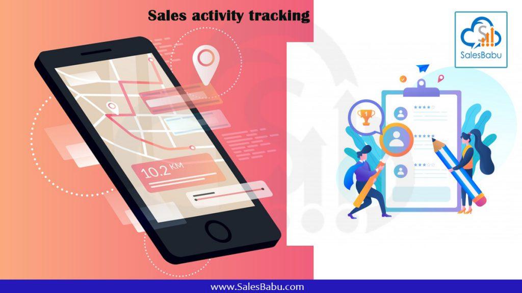 Sales activity tracking : SalesBabu.com