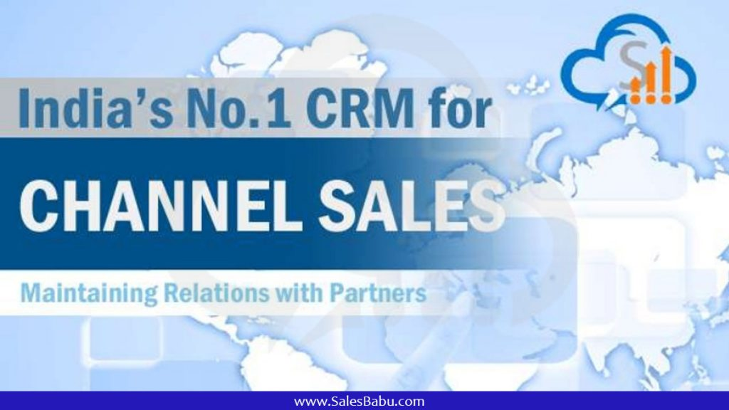 channel sales : SalesBabu.com