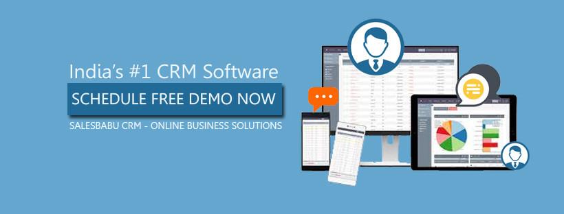 crm software : SalesBabu.com