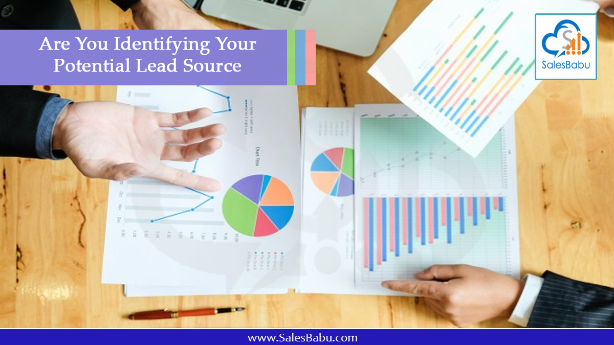 Are You Identifying Your Potential Lead Source : SalesBabu.com