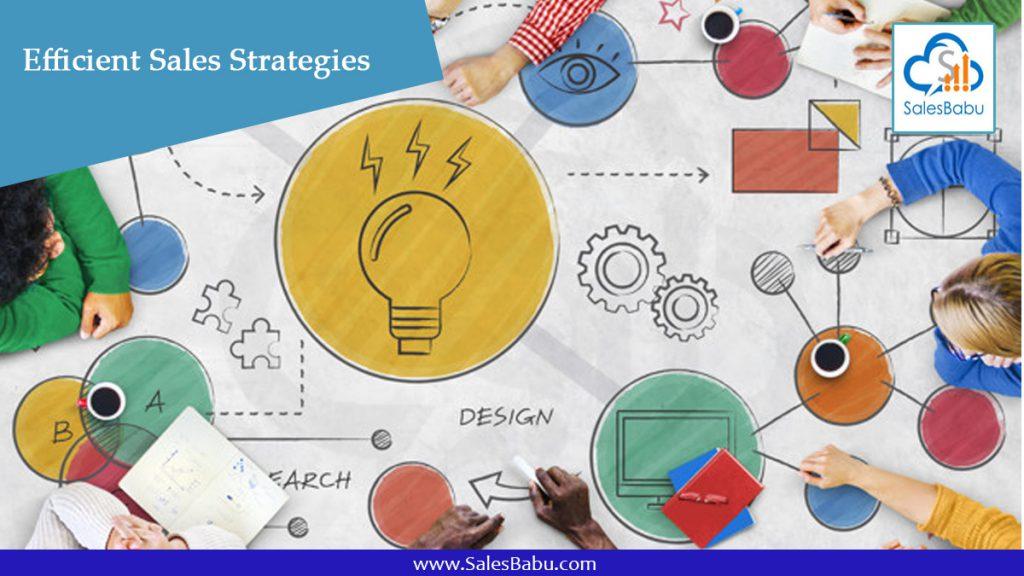 Efficient Sales Strategies : SalesBabu.com