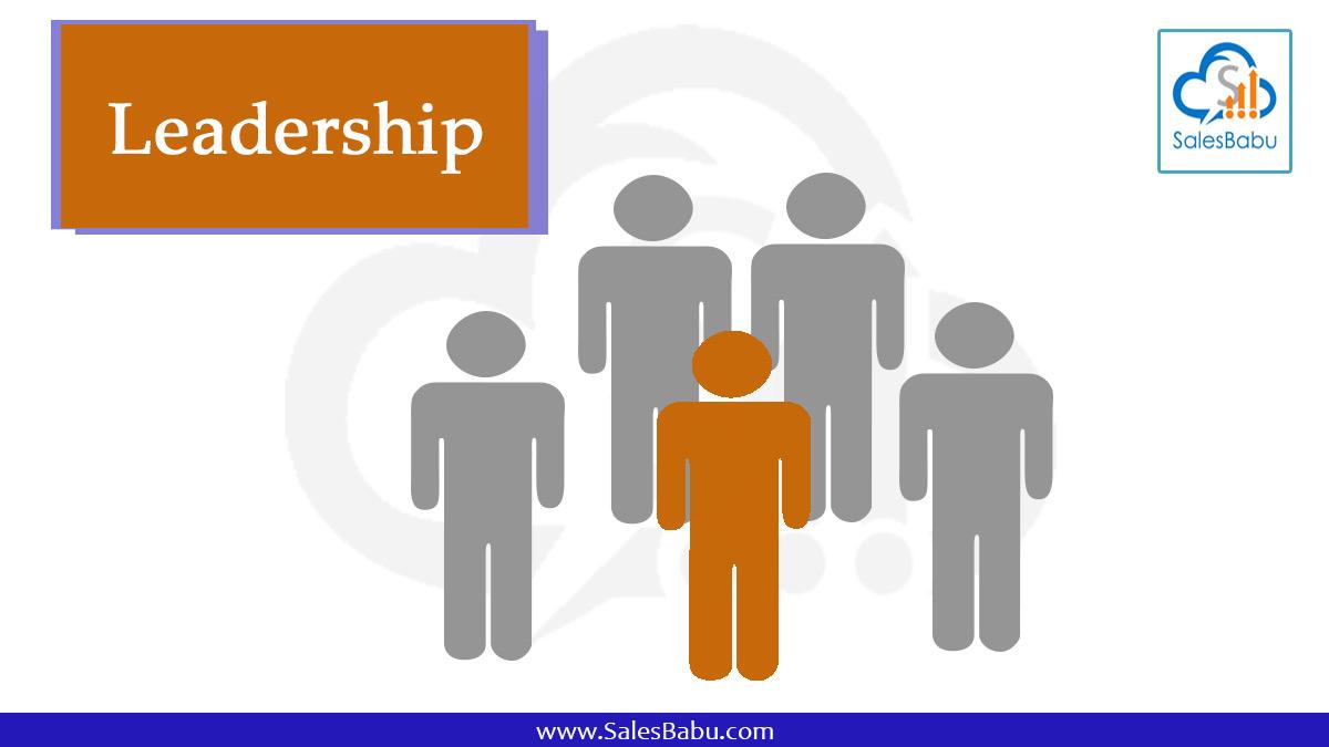 Leadership : SalesBabu.com