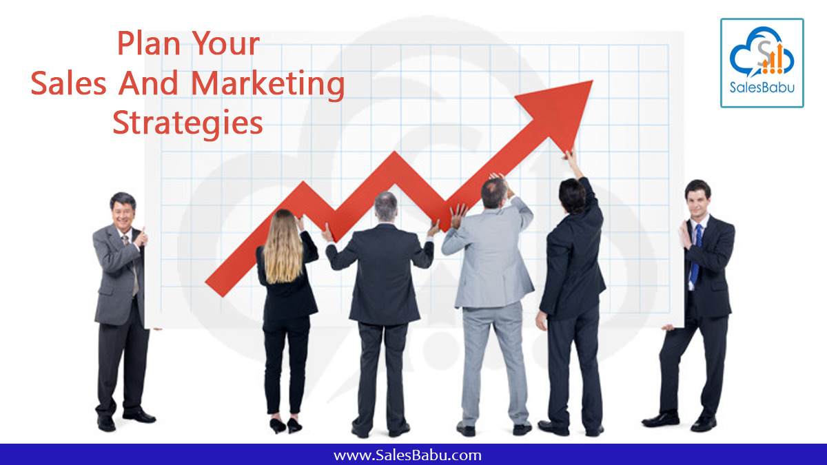 Plan Your Sales And Marketing Strategies With SalesBabu CRM Solution