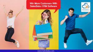 Win More Customers with SalesBabu CRM Software : SalesBabu.com