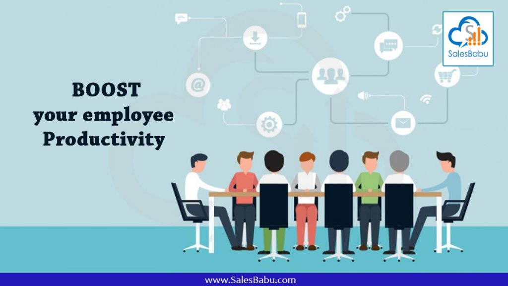 boost your employee productivity