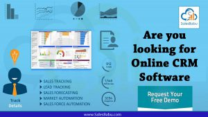Are you looking for Online CRM Software