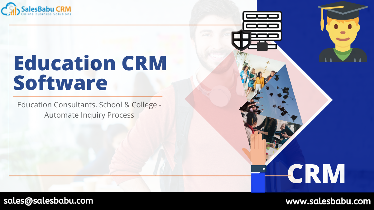 Introduce Edu CRM in your educational institution