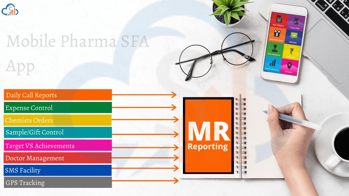 Mobile Pharma SFA App