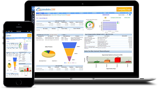 CRM Reporting and Dashboards