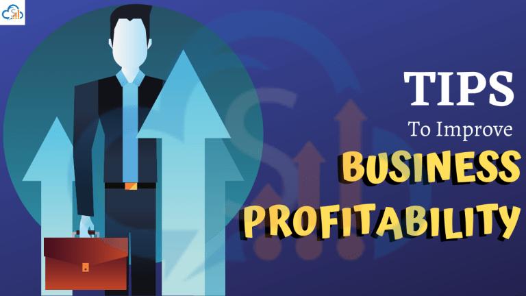 Tips To Improve Business Profitability