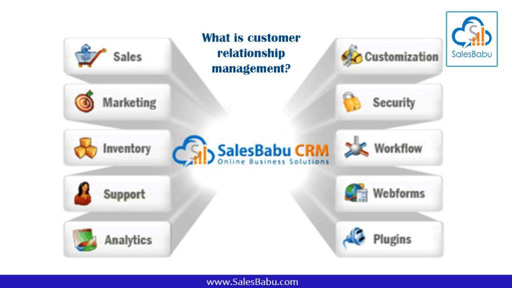 SalesBabu CRM - Online Business Solutions