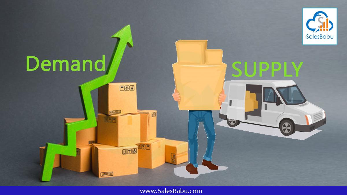 Online CRM - Bridge Between Demand & Supply