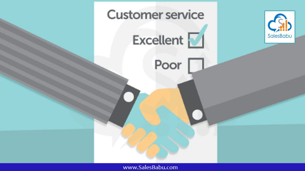 Customer retention Strategies : SalesBabu.com