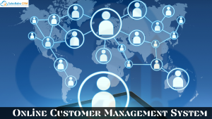 Online Customer Management System