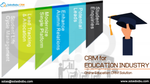 crm for educational institutions