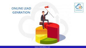 Online Lead generation : SalesBabu.com