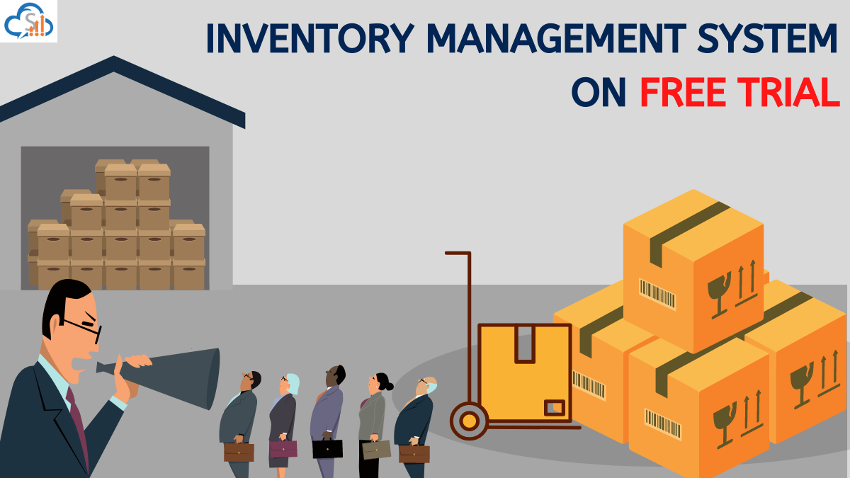 Inventory Management Software FreeTrial