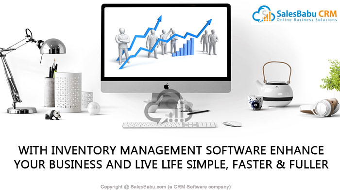 Benefits of Stock Management Software  : SalesBabu.com