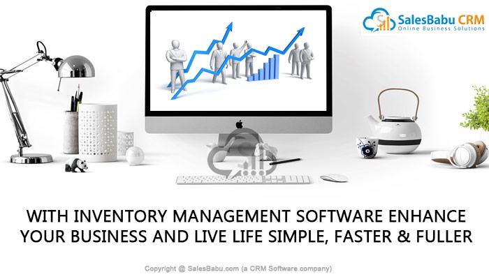 Benefits of Stock Management Software  : SalesBabu.com