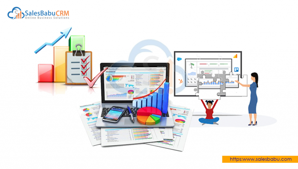 Actionable Reports on Real-Time Data : SalesBabu.com