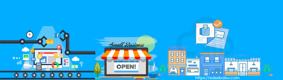 Best CRM for Small size business :SalesBabu.com