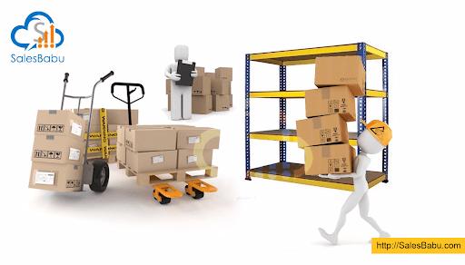 Inventory Management : SalesBabu.com
