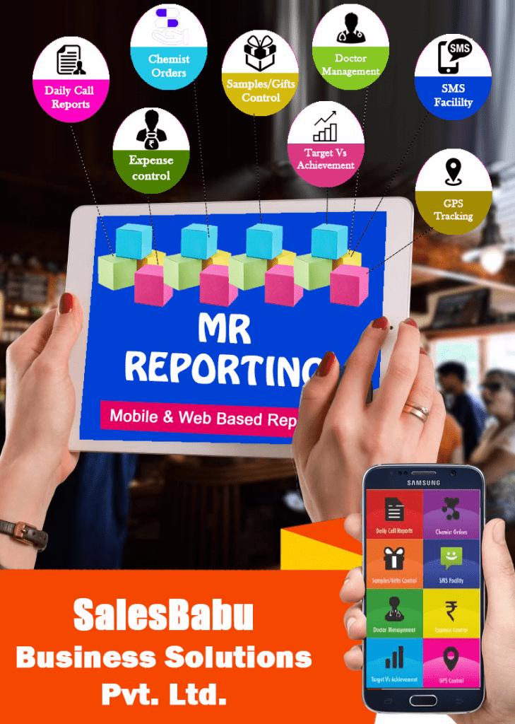 MR reporting :SalesBabu.com