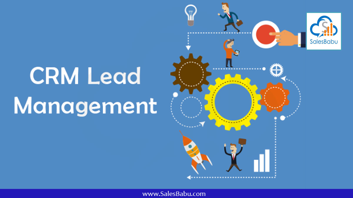CRM and Lead Management : SalesBabu.com