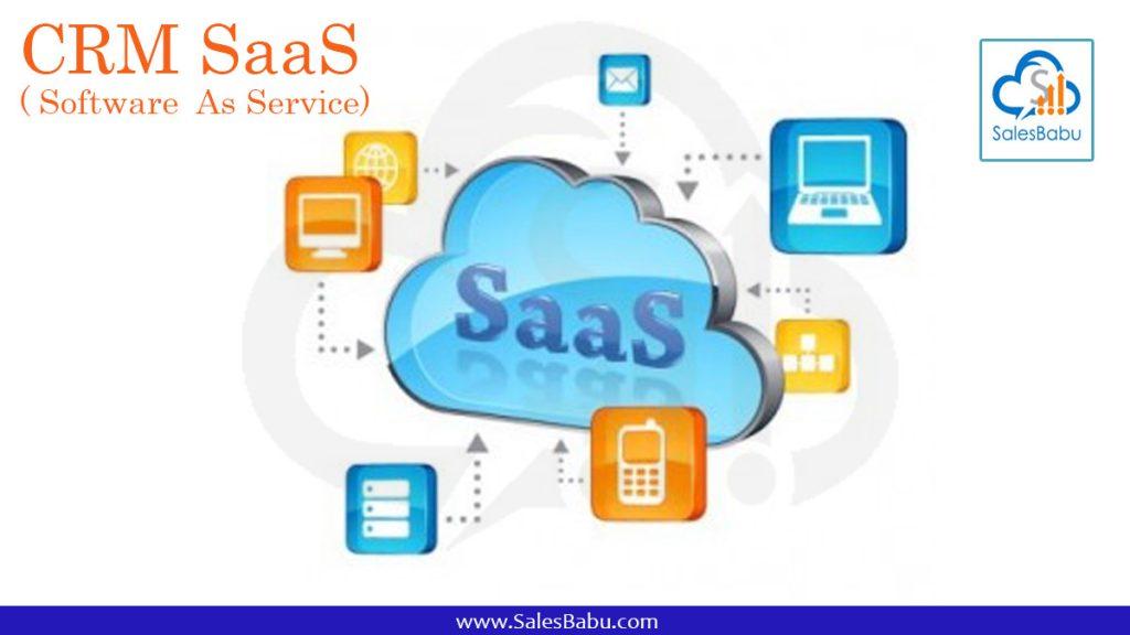CRM software and service: SalesBabu.com