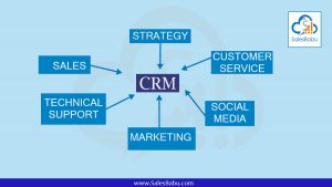 Every Small Business Needs A Cloud CRM : SalesBabu.com