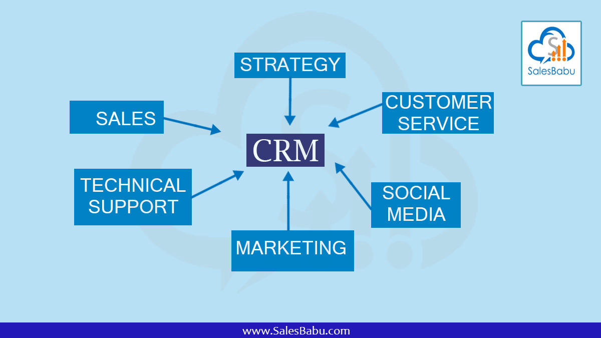 Every Small Business Needs A Cloud CRM : SalesBabu.com