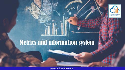 Metrics and information system : SalesBabu.com