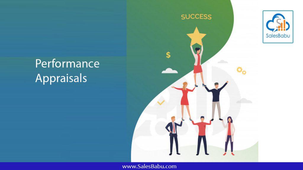 Performance appraisals : SalesBabu.com
