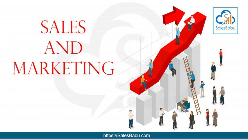 Sales and marketing : SalesBabu.com
