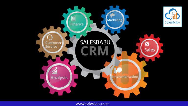 SalesBabu Cloud CRM Latest Emerging Trends : Salesbabu.com