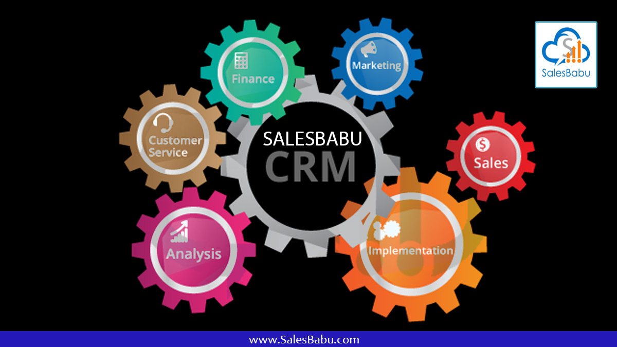 SalesBabu Cloud CRM Latest Emerging Trends : Salesbabu.com