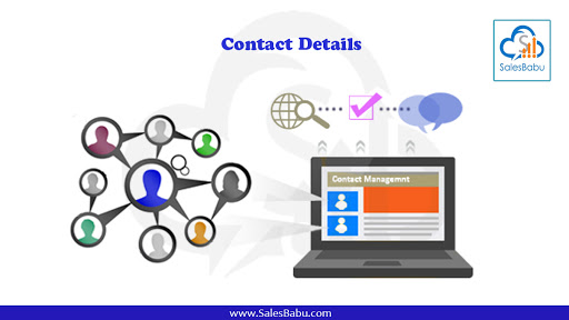 Save Contact Detaills: SalesBabu.com