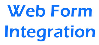 Web Form Integration