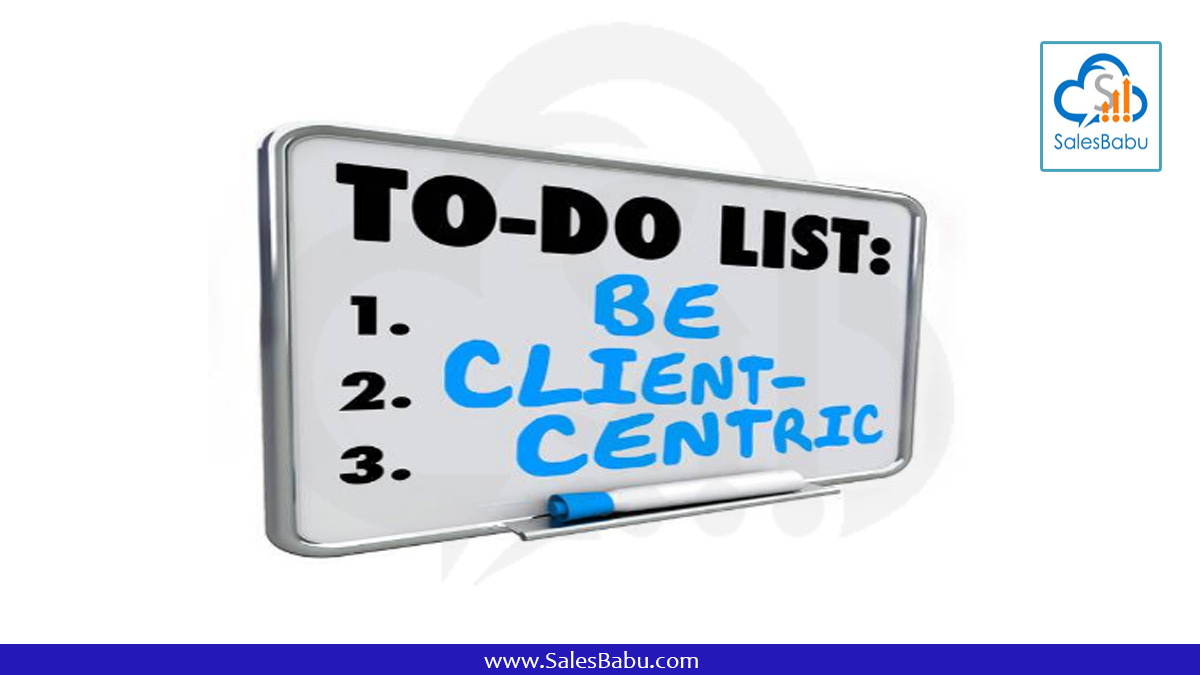 Customer Centric : SalesBabu.com