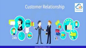 Creating a successful customer experience strategy with CRM : SalesBabu.com
